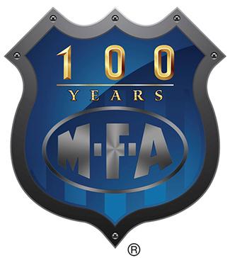 MFA Centennial logo